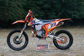 motocross bike setup jonny walker u0027s ktm 300 exc 2017 factory bike u2013 de ride review