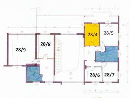 house plan u0026 rooms wg28 student rooms for rent in villach