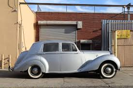 roll royce car 1950 1950 rolls royce silver dawn for sale 2025019 hemmings motor news