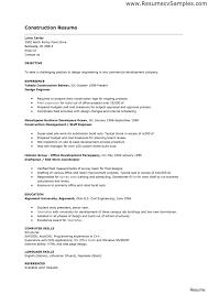 construction resume templates www vesochieuxo me wp content uploads construction