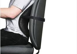 best lumbar support cushion for office chair best of buy thg