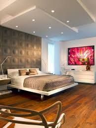 Platform Bed With Nightstands Attached Floating Nightstand Platform Bed Houzz