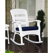 tortuga outdoor white plantation rocking chair free shipping