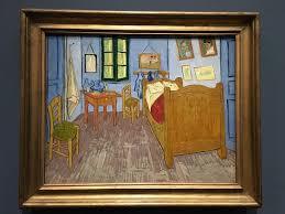 la chambre de gogh a arles photo de musée d orsay