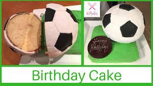 soccer cake how to make a soccer cake football cake fuß torte