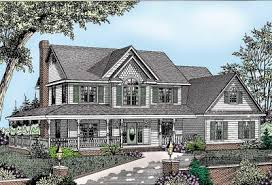 house with a wrap around porch wrap around porch 6527rf architectural designs house plans