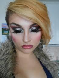 deja zu halloween series drag queen drag faux queen makeup
