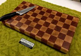 buildmore workshop end grain butcher block cutting board wood class registration