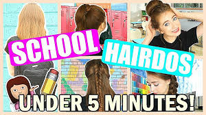 cute hairstyles you can do in 5 minutes cute hairstyles best of cute hairstyles to do in 5 minutes cool