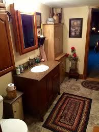primitive country bathroom ideas primitive bath inspiration bathroom ideas projects pinterest