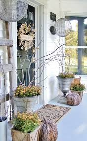 The Art Of Decorating A Front Entrance by 47 Easy Fall Decorating Ideas Autumn Decor Tips To Try