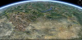 Mongolia On World Map Mongolia Map