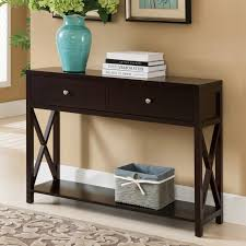 living room consoles slim metal console table living room cabinets small for entryway