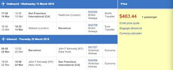 united international baggage allowance deal west coast and more to barcelona from 410 round trip