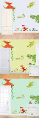 Wall Stickers For Girls Room Best 25 Stickers Dinosaure Ideas On Pinterest Stickers Salon