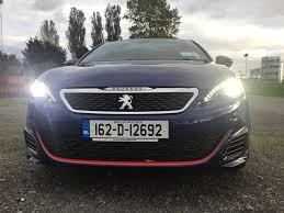 is peugeot a good car fleetcar ie reviewed peugeot 308 gti fleetcar ie