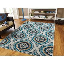 Modern Rugs Reviews Century Rugs Blue Gray Area Rugs For Living Room 8x10 Modern Rugs