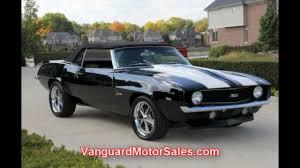 1969 ss camaro convertible for sale 1969 chevy camaro convertible restomod car for sale