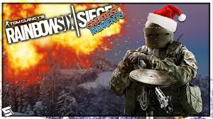 r6 christmas challenge knife only ace lord chanka rainbow 6