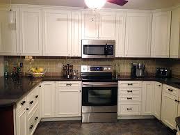 backsplashes for white kitchen cabinets simple design backsplash for white kitchen cabinets the best ideas