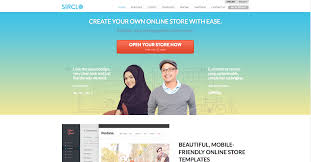build your own ecommerce website with sirclo