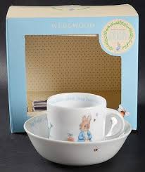 rabbit nursery set by wedgwood wedgwood rabbit at replacements ltd page 1