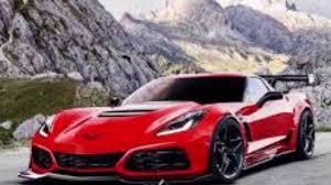 newest corvette zr1 2018 chevrolet corvette zr1 spotted at nurburgring lt5 dohc v8