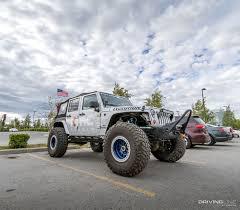 Jeep Wrangler Jk U0027s Of The 2016 Nitto Jkx Alaska Drivingline