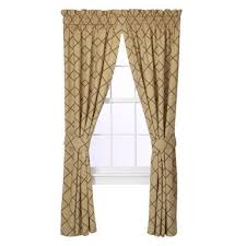 Bamboo Panel Curtains Delectably Yours Com Pair Of Kona Bamboo Curtains Drapes 84