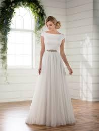 romantic wedding dresses from essense of australia green wedding