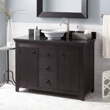 Rustic Bathroom Vanities For Vessel Sinks Charming Rustic Bathroom Vanities For Vessel Sinks 46 On Home