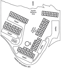 Property Line Map Best Place To Stay In Maui Map Kahana Sunset