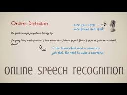 dictation is a free easy to use speech to text app for chrome