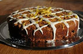 vegan carrot cake recipe permaculture magazine