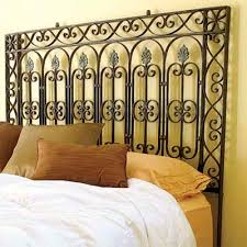 Rod Iron Headboard Secret Sources 2009 Wrought Iron Fences Era And