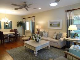 small cottage decorating ideas dark gray wall paint color beige