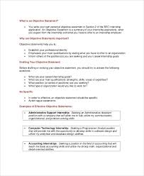objective statements for a resume lukex co