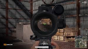 pubg 2x scope 2x aimpoint scope pubg sight pubg guide