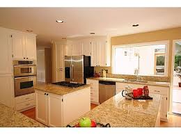 White Cabinets Brown Granite by 70 Best Kitchen Images On Pinterest Dream Kitchens Kitchen And