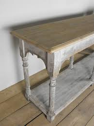 Large Console Table Anton U0026 K Stunning Large French 19thc Drapers Table This One