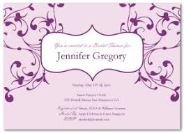 bridal shower invitation template free bridal shower invitation templates best template collection
