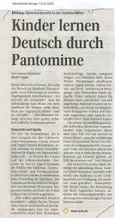 Allgemeine Zeitung Bad Kreuznach Vhs Rlp De Feriensprachkurse Für Kinder Mit Migrationshintergrund