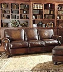 Cognac Leather Sofa by Amazon Com Avellino 100 Full Aniline Italian Leather Sofa