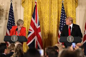 Queen Elizabeth Donald Trump A British Petition To Cancel Trump U0027s State Visit Has Reached Over