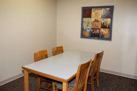 meeting and study rooms