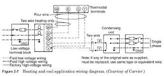 air furnace low voltage wiring hvac low voltage circuits
