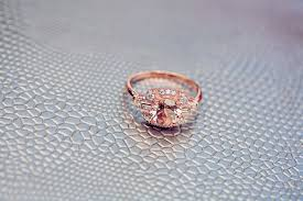 rose coloured rings images These are the engagement rings you 39 ll be seeing in 2018 ewmoda jpg