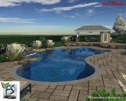 swimming pool u0026 landscape designers landscaping company nj u0026 pa