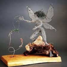 shop metal art sculptures on wanelo
