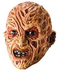 design your own halloween mask online amazon com a nightmare on elm street freddy krueger mask red